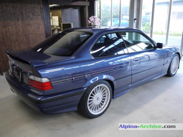 Alpina Archive Car Profile Bmw Alpina B3 3 2 Coupe 020