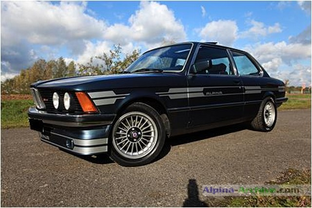 Alpina Archive Car Profile Bmw Alpina B6 2 8 461
