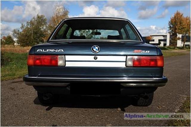 Alpina-Archive   Car Profile: BMW Alpina B6 2.8 #461