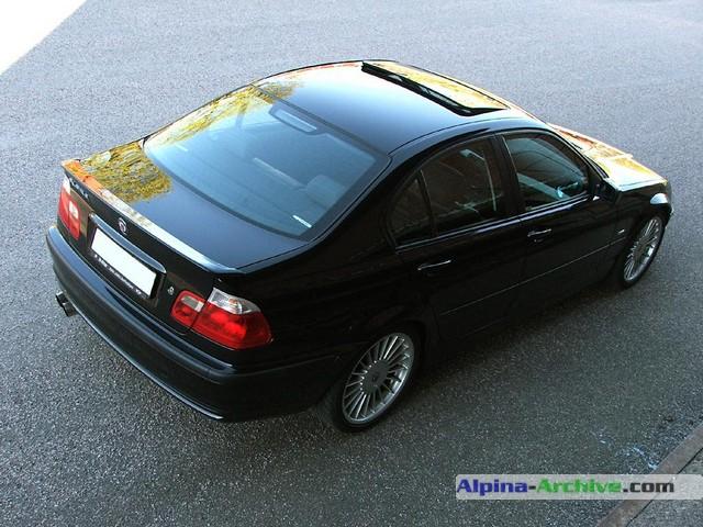 alpina archive car profile bmw alpina b3 3 3 065. Black Bedroom Furniture Sets. Home Design Ideas