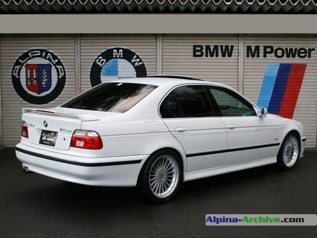 Alpina Archive Car Profile Bmw Alpina B10 3 2 102