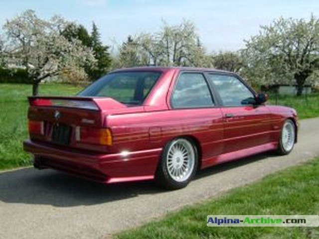 Alpina Archive Car Profile Bmw Alpina B6 3 5 S 052