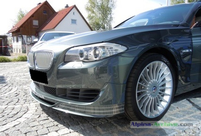 Alpina Archive Car Profile Bmw Alpina B5 Biturbo Touring 083