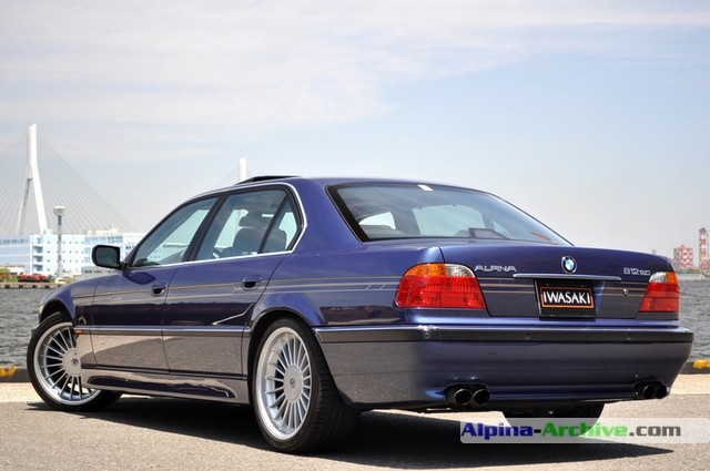 Alpina Archive Car Profile Bmw Alpina B12 6 0l 014