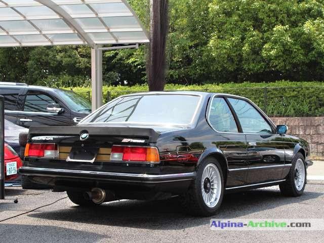 Alpina Archive Car Profile Bmw Alpina B7 Turbo Coup 233 1 029