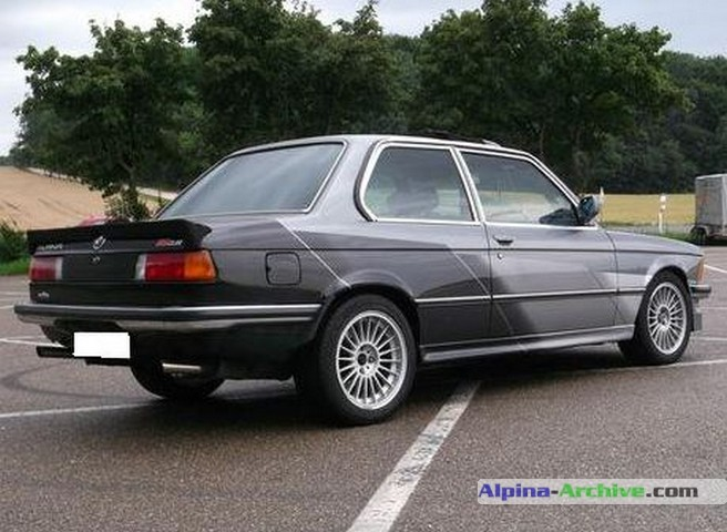Alpina Archive Car Profile Bmw Alpina B6 2 8 380