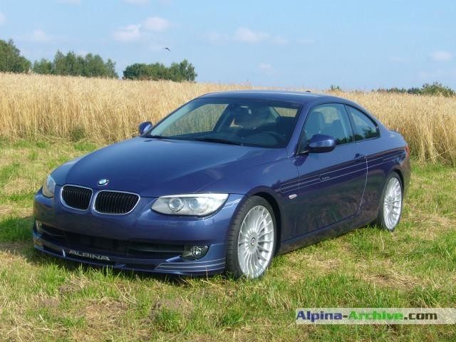 Alpina Archive Car Profile Bmw Alpina D3 Biturbo Coupe 281