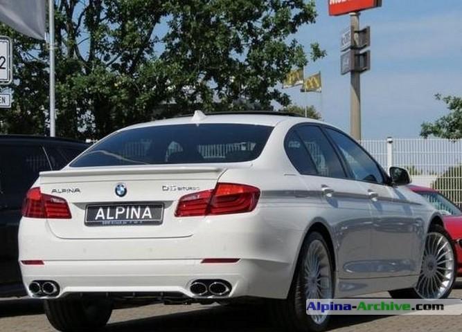 Alpina Archive Car Profile Bmw Alpina D5 Biturbo 053