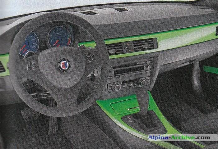 Alpina Archive Car Profile Bmw Alpina B3 Gt3 99