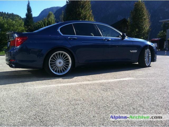 Alpina Archive Car Profile Bmw Alpina B7 Allrad 013