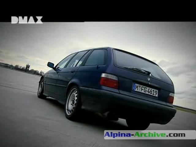 Alpina Archive Car Profile Bmw Alpina B8 4 6 Touring 001