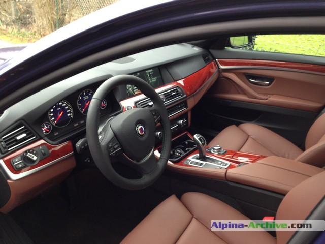 Alpina Archive Car Profile Bmw Alpina D5 Biturbo