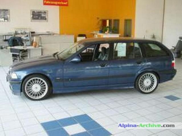AlpinaArchive Car Profile BMW Alpina B Touring - Bmw alpina b8