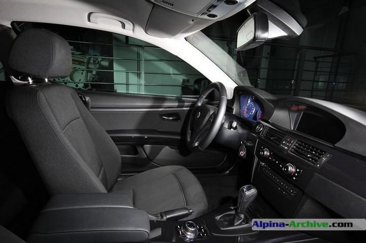 Alpina Archive Car Profile Bmw Alpina D3 Biturbo Coupe 229