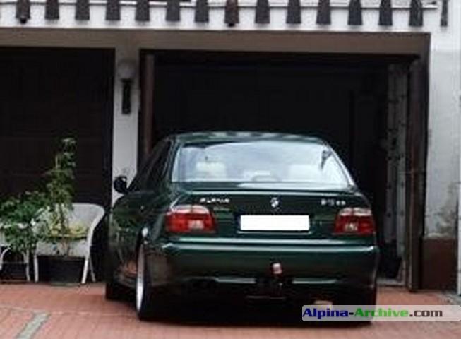 Alpina Archive Car Profile Bmw Alpina B10 3 3 188
