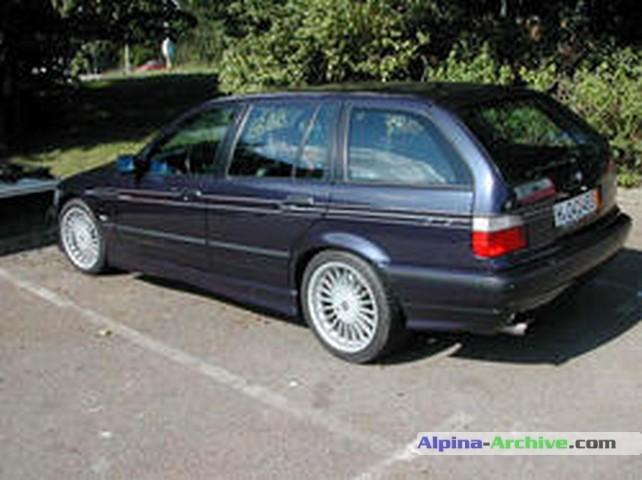 Alpina Archive Car Profile Bmw Alpina B8 4 6 Touring 014