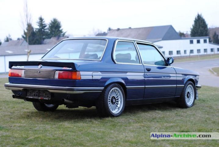 Alpina-Archive | Car Profile: BMW Alpina B6 2.8 #235