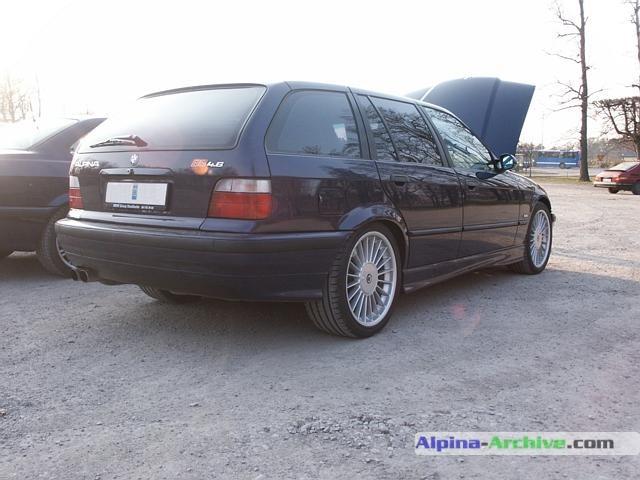 alpina archive car profile bmw alpina b8 4 6 touring 016. Black Bedroom Furniture Sets. Home Design Ideas