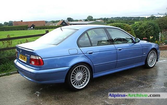 Alpina Archive Car Profile Bmw Alpina B10 3 3 221