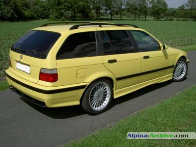 Alpina Archive Car Profile Bmw Alpina B8 4 6 Touring 022