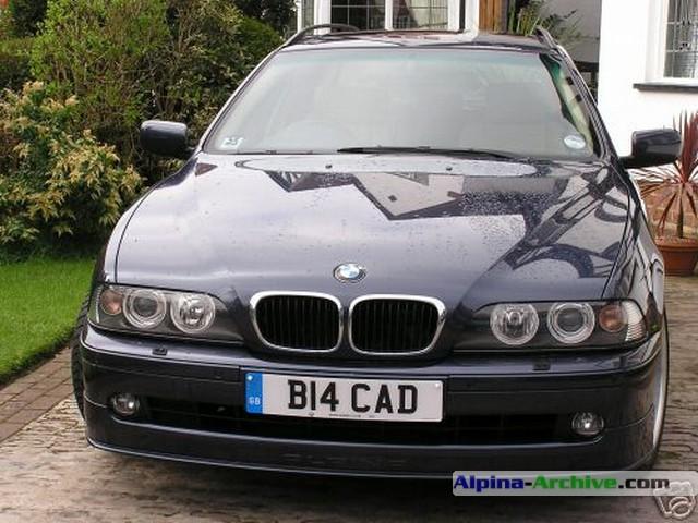 Alpina-Archive   Car Profile: BMW Alpina B10 3.3 Touring #057