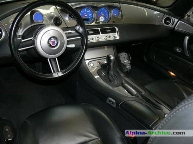Alpina Archive Car Profile Bmw Alpina Roadster V8 121