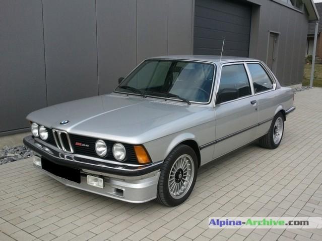 Alpina Archive Car Profile Bmw Alpina B6 2 8 455