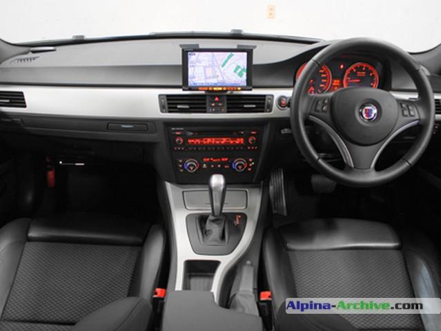 Alpina Archive Car Profile Bmw Alpina D3 Biturbo 142