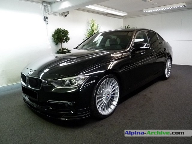 Alpina Archive Car Profile Bmw Alpina B3 Biturbo 048