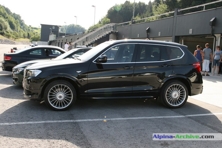 Alpina-Archive | Car Profile: BMW Alpina XD3 BiTurbo #004