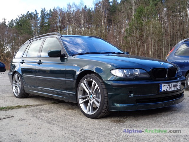 Alpina Archive Car Profile Bmw Alpina B3 3 3 Touring