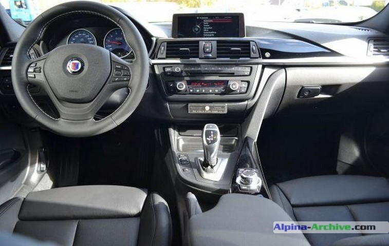 Alpina Archive Car Profile Bmw Alpina B3 Biturbo