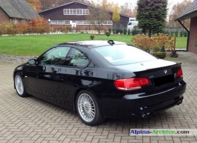 Alpina Archive Car Profile Bmw Alpina B3 Biturbo Coupe 046