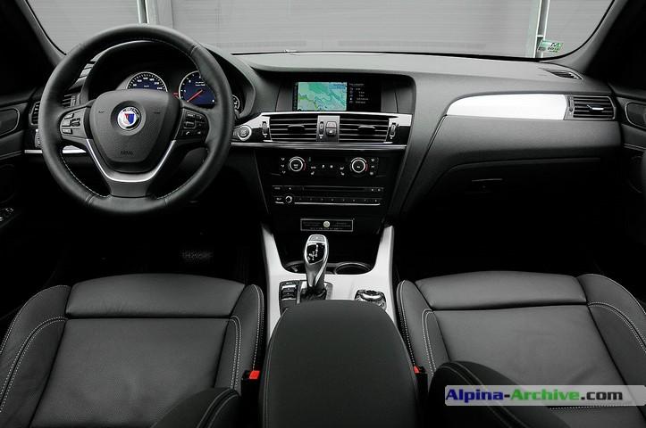 Alpina Archive Car Profile Bmw Alpina Xd3 Biturbo 061