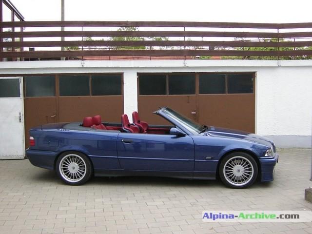 Alpina Archive Car Profile Bmw Alpina B8 4 6 Cabrio 015