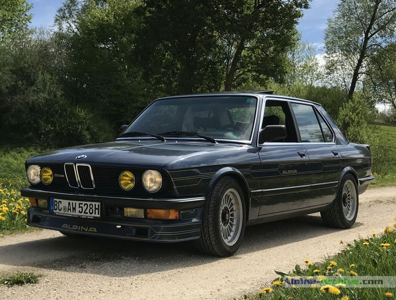 Alpina Archive Car Profile Bmw Alpina B9 3 5 246