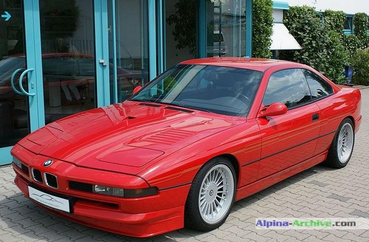 Alpina Archive Car Profile Bmw Alpina B12 5 7 Coupe 016
