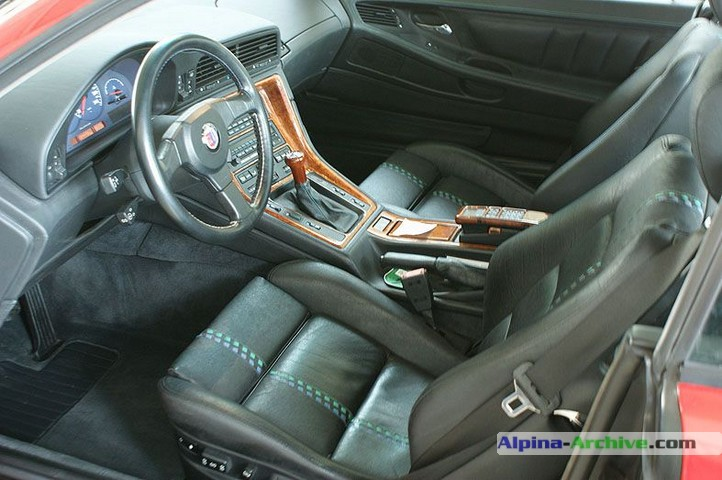 Alpina-Archive   Car Profile: BMW Alpina B12 5.7 Coupe #016