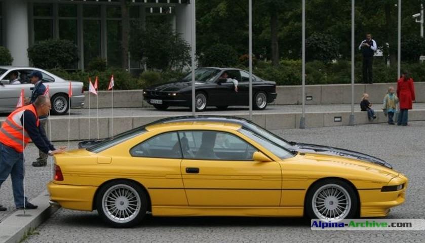 Alpina Archive Car Profile Bmw Alpina B12 5 7 Coupe 019