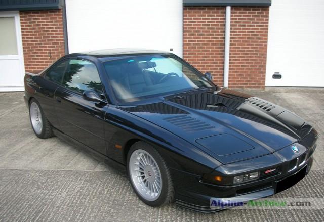 Alpina Archive Car Profile Bmw Alpina B12 5 7 Coupe 035