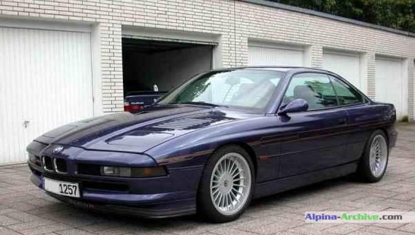 Alpina Archive Car Profile Bmw Alpina B12 5 7 Coupe 045