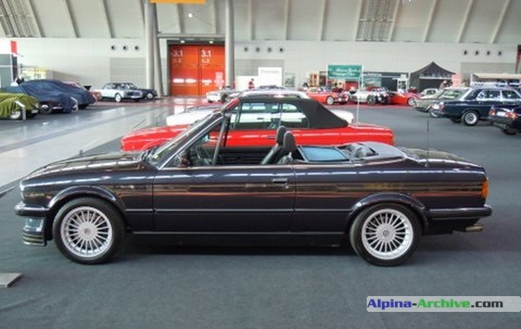 Alpina Archive Car Profile Bmw Alpina B3 2 7 373