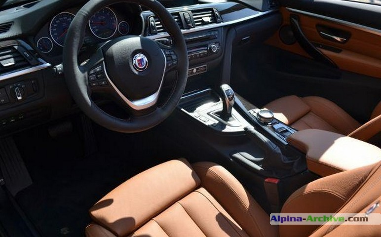 Alpina Archive Car Profile Bmw Alpina B4 Biturbo Cabrio