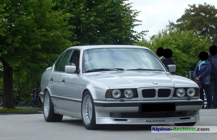 Alpina Archive Car Profile Bmw Alpina B10 4 0 06