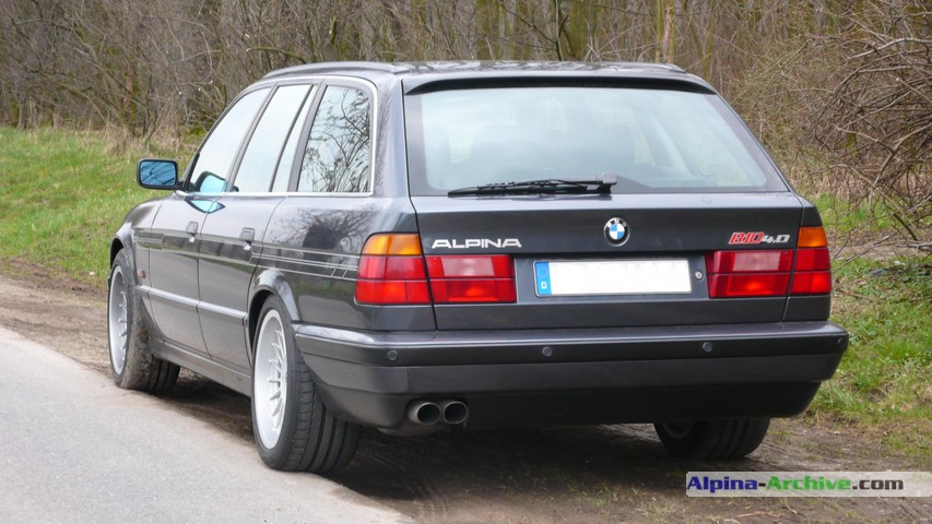 Alpina Archive Car Profile Bmw Alpina B10 4 0 Touring 52