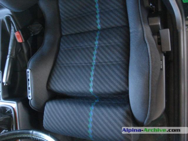 Alpina Archive Fahrzeug Profil Bmw Alpina B10 4 6 03