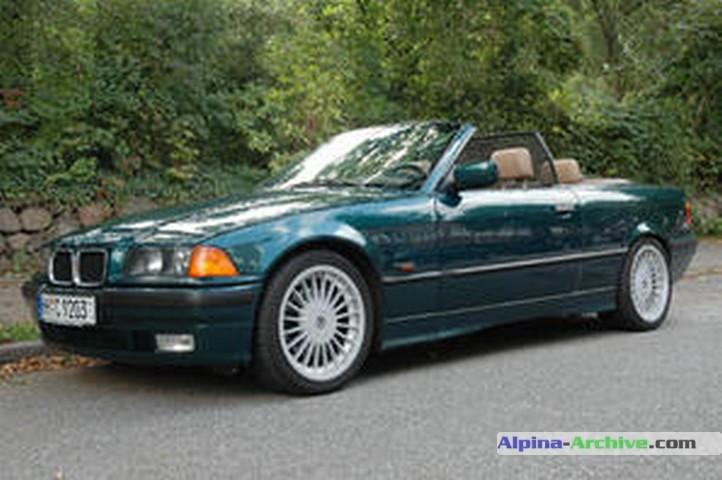 Alpina Archive Car Profile Bmw Alpina B3 3 0 Cabrio 086