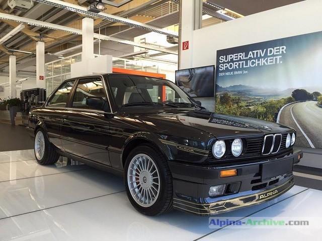 Alpina Archive Car Profile Bmw Alpina B6 3 5 195