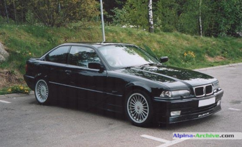 alpina archive car profile bmw alpina b3 3 0 coupe 011. Black Bedroom Furniture Sets. Home Design Ideas