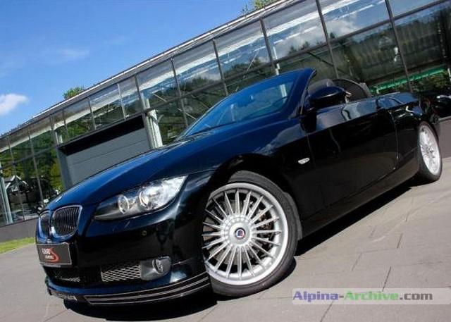 Alpina Archive Fahrzeug Profil Bmw Alpina B3 Biturbo